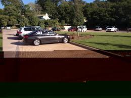 parking soil retention