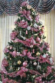 unique pink tree tree icicles ornaments