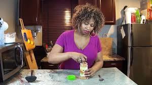 Challenge Glozell The Cinnamon Challenge By Glozell And Big Earrings
