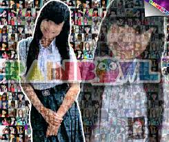 tutorial edit foto mozaik mozaik terbaik rainbowl rainbowl