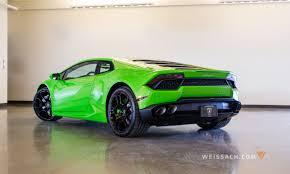 Lamborghini Huracan Green - 2017 lamborghini huracan lp 580 2 coupe weissach