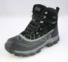 s winter hiking boots size 12 nib khombu s flume winter boots shoes water proof size