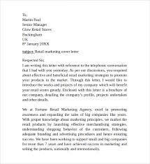 sample marketing cover letter example sample marketing internship
