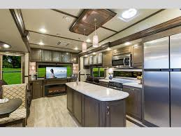 5th Wheel Living Room Up Front by Solitude Fifth Wheel Rv Sales 19 Floorplans