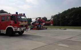 Helios Bad Saarow Drf Luftrettung Informiert Am Tag Der Offenen Tür Drf Luftrettung