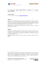 si e ocde tensions between assessment for learning pdf available