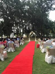 wedding arches gold coast wedding arch set up at garden picture of avani sepang goldcoast