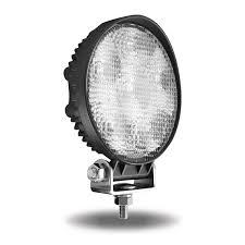 420 lumen led work light 4 5 standard led work l flood beam 600 lumens round work