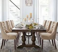 dining room furniture pottery barn