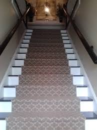 Floor And Decor Hilliard Oh Alhambra Custom Stair Runner Installed By Gregory U0027s Paint