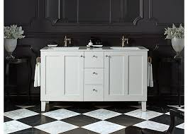 Bathroom With Two Separate Vanities by Size And Configuration Vanities Guide Bathroom Kohler