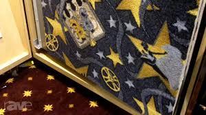 cedia 2013 joy carpets u0026 company shows rave their masive carpet