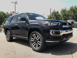 new 2017 toyota 4runner limited sport utility in tallahassee