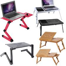 portable folding computer desk top portable folding laptop desk computer table stand tray for home