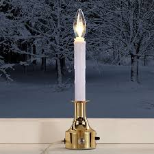 Christmas Window Decorations Battery Operated by 79 Best Candles In The Window Images On Pinterest Christmas
