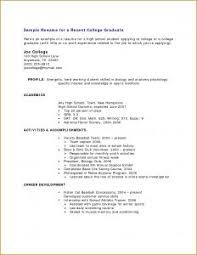 Resume For Teenager First Job by Resume Template First Time Job Beginner Nurse In 79 Remarkable