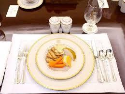 assiette de cuisine l assiette histoire d une invention