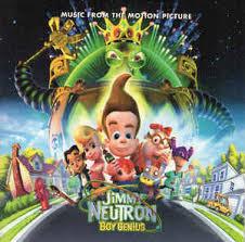 jimmy neutron boy genius music motion picture