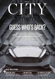 vesper martini racing the city magazine october 2015 by runwild media group issuu