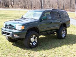 toyota 4runner lifted yota99driver 1999 toyota 4runner specs photos modification info