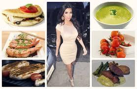 kim kardashian u0027s meal plan will help you lose those extra pounds