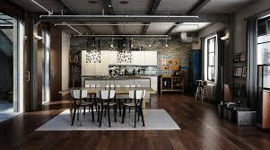 Beautiful Industrial Design Home Decor Gallery Interior Design