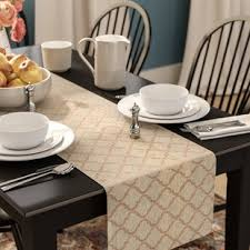 bella lux fine linens table runner table runners you ll love wayfair
