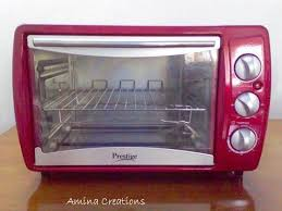 What To Use A Toaster Oven For Amina Creations How To Use An Otg Oven