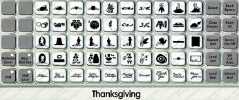 thanksgiving cricut cartridge