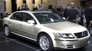 volkswagen phaeton for sale vw phaeton is honored for best new car sound system motor1 com