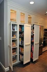 Kitchen Pantry Cupboard Designs Corner Walk In Kitchen Pantry