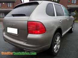 porsche cayenne 2003 for sale 2003 porsche cayenne turbo used car for sale in cape town central