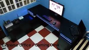 Large Gaming Desk Office Gaming Desk