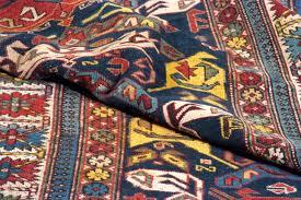 tappeti antichi caucasici kuba bijov caucasico antico cm 252x123 tea tappeti