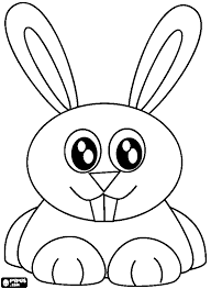 bunny ears coloring page ears coloring pages getcoloringpages com
