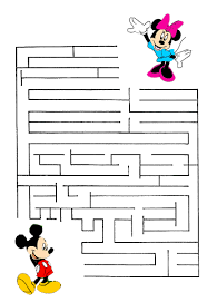 printable mazes mickey u0027s corner at disney u0027s world of wonders
