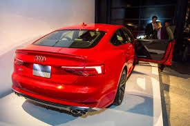 2018 audi s5 sportback review first impressions news cars com