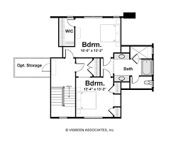 colonial style house plan 4 beds 3 baths 2685 sq ft plan 928