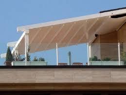 coperture tettoie in pvc coperture per esterni per terrazzi balconi giardino pergolati
