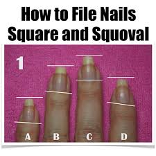 ask ana how to file nails the square u0026 squoval shape nailcarehq com