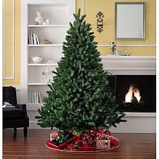 seven foot artificial tree 1500 tips moshells