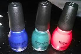 sinful colors for the summer