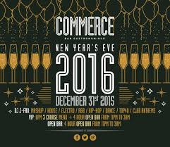 where to party for new years commerce new years 2018 tickets in montreal