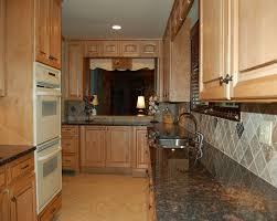 galley kitchen stove cabinets backsplash remodel u2013 wwa