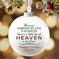 personalized remembrance ornaments best 25 personalized christmas ornaments ideas on