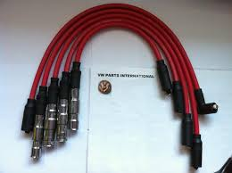vw g60 rallye corrado 10mm performance ht leads ignition leads