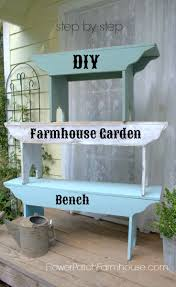 Diy Patio Mister by Wooden Bench Diy 4 Simple Pieces Screwed Together Love It Diy