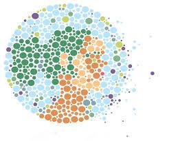 Color Blind Design 20 Best Color Blind Images On Pinterest Blind Color Vision And