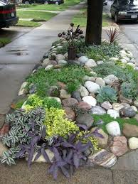 best 25 river rock landscaping ideas on pinterest rock flower