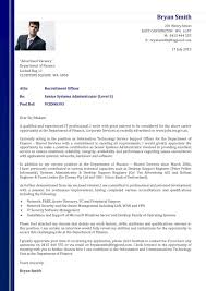 Cover Letter It Professional Civil Inspector Cover Letter